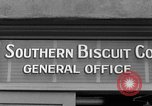Image of Southern Biscuit Company Richmond Virginia USA, 1953, second 5 stock footage video 65675042546