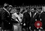 Image of Cincinatti Reds baseball players Cincinnati Ohio USA, 1953, second 6 stock footage video 65675042547