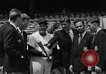 Image of Cincinatti Reds baseball players Cincinnati Ohio USA, 1953, second 7 stock footage video 65675042547