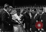 Image of Cincinatti Reds baseball players Cincinnati Ohio USA, 1953, second 9 stock footage video 65675042547