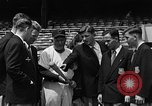 Image of Cincinatti Reds baseball players Cincinnati Ohio USA, 1953, second 10 stock footage video 65675042547