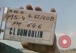 Image of United States KC-135 A Takhli Thailand, 1965, second 6 stock footage video 65675042551