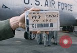 Image of United States KC-135 A aircraft Okinawa Ryukyu Islands, 1965, second 4 stock footage video 65675042557