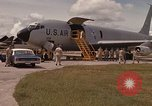 Image of United States KC-135 A aircraft Takhli Thailand, 1966, second 4 stock footage video 65675042568