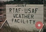 Image of weather facility Takhli Thailand, 1964, second 2 stock footage video 65675042578