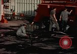 Image of American airmen in firehouse at airbase Takhli Thailand, 1964, second 12 stock footage video 65675042581