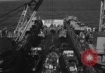 Image of Landing Crafts Vehicle Personnel Sea of Japan, 1952, second 7 stock footage video 65675042594