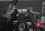 Image of Landing Crafts Vehicle Personnel Sea of Japan, 1952, second 12 stock footage video 65675042594
