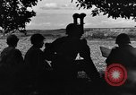 Image of United States Army Field Artillery Battalion of 92nd Infantry Division (colored) Mantes de Gassicourt France, 1944, second 4 stock footage video 65675042598