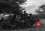 Image of United States Army Field Artillery Battalion of 92nd Infantry Division (colored) Mantes de Gassicourt France, 1944, second 12 stock footage video 65675042598