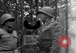 Image of Lieutenant General Patton Mantes La Ville France, 1944, second 3 stock footage video 65675042602