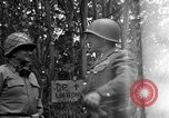 Image of Lieutenant General Patton Mantes La Ville France, 1944, second 4 stock footage video 65675042602