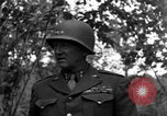 Image of Lieutenant General Patton Mantes La Ville France, 1944, second 12 stock footage video 65675042602