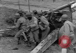 Image of United States 969th Field Artillery Luxembourg, 1944, second 12 stock footage video 65675042609