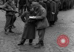 Image of German civilians Aachen Germany, 1945, second 9 stock footage video 65675042615