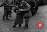 Image of German civilians Aachen Germany, 1945, second 10 stock footage video 65675042615