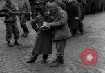 Image of German civilians Aachen Germany, 1945, second 12 stock footage video 65675042615