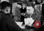 Image of court in session Germany, 1946, second 9 stock footage video 65675042619