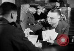 Image of court in session Germany, 1946, second 10 stock footage video 65675042619