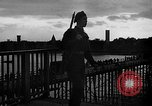 Image of British soldier Germany, 1946, second 8 stock footage video 65675042621