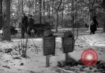 Image of hand drawn carts Berlin Germany, 1945, second 10 stock footage video 65675042632