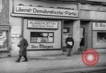 Image of Liberal Democratic Party Berlin Germany, 1946, second 9 stock footage video 65675042635