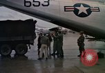 Image of United states C-130 B aircraft Da Nang Vietnam, 1964, second 2 stock footage video 65675042637
