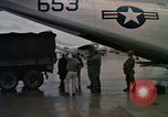 Image of United states C-130 B aircraft Da Nang Vietnam, 1964, second 3 stock footage video 65675042637