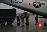Image of United states C-130 B aircraft Da Nang Vietnam, 1964, second 4 stock footage video 65675042637