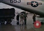 Image of United states C-130 B aircraft Da Nang Vietnam, 1964, second 5 stock footage video 65675042637