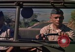Image of radar antenna Vietnam, 1964, second 10 stock footage video 65675042643