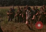Image of RPG-7 rocket Vietnam, 1970, second 2 stock footage video 65675042654