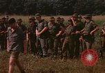 Image of RPG-7 rocket Vietnam, 1970, second 3 stock footage video 65675042654