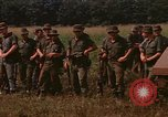 Image of RPG-7 rocket Vietnam, 1970, second 6 stock footage video 65675042654