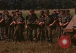 Image of RPG-7 rocket Vietnam, 1970, second 7 stock footage video 65675042654