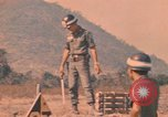 Image of trainees Vietnam, 1970, second 1 stock footage video 65675042682