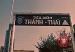 Image of trainees Vietnam, 1970, second 3 stock footage video 65675042684