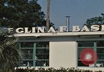 Image of Eglin Air Force Base Main Entrance Florida United States USA, 1968, second 3 stock footage video 65675042701