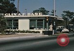 Image of Eglin Air Force Base Main Entrance Florida United States USA, 1968, second 8 stock footage video 65675042701