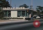 Image of Eglin Air Force Base Main Entrance Florida United States USA, 1968, second 12 stock footage video 65675042701