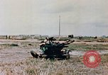 Image of 23 mm gun Vietnam, 1968, second 10 stock footage video 65675042705