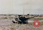 Image of 23 mm gun Vietnam, 1968, second 12 stock footage video 65675042705