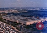 Image of Pentagon Arlington Virginia USA, 1967, second 7 stock footage video 65675042717