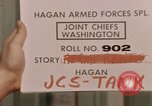 Image of military officers Virginia United States USA, 1967, second 4 stock footage video 65675042722