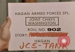 Image of military officers Virginia United States USA, 1967, second 7 stock footage video 65675042722