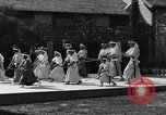 Image of Japanese sword dance Los Angeles California USA, 1930, second 11 stock footage video 65675042730