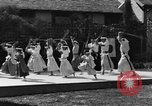 Image of Japanese sword dance Los Angeles California USA, 1930, second 12 stock footage video 65675042730