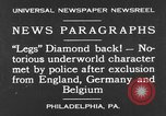 Image of Jack Diamonds Philadelphia Pennsylvania USA, 1930, second 2 stock footage video 65675042732
