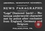 Image of Jack Diamonds Philadelphia Pennsylvania USA, 1930, second 12 stock footage video 65675042732