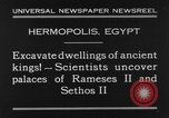 Image of Egyptian workers Hermopolis Egypt, 1930, second 6 stock footage video 65675042733